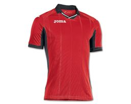 t-shirt palermo red black