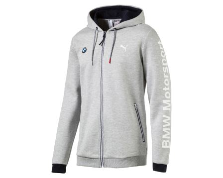 Bmw Msp Hooded Sweat Jacket