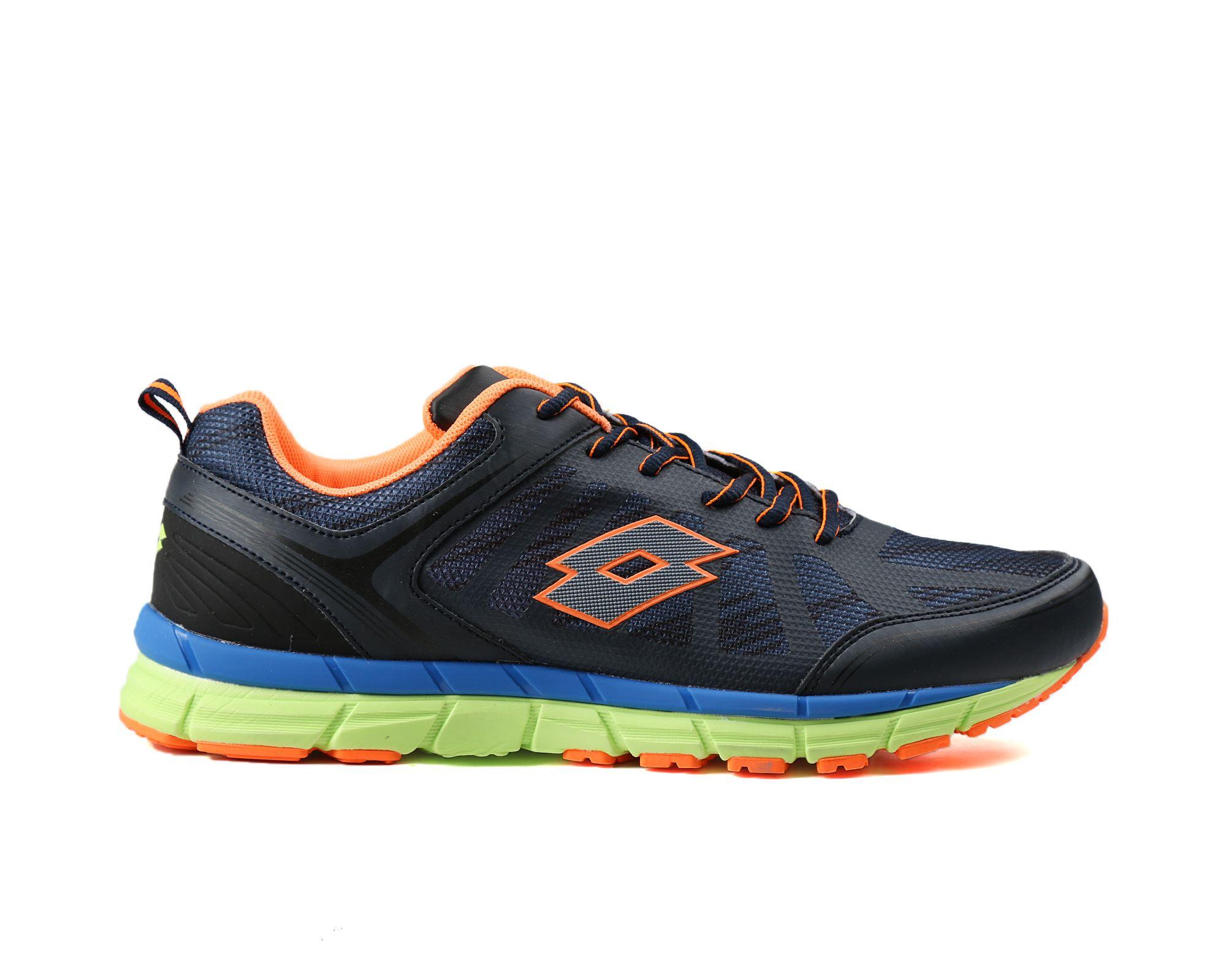 Lotto Gri Erkek Ayakkabısı S2218 Vicenza 100 Amf