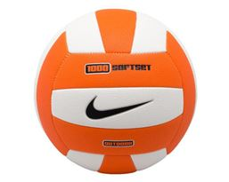 1001 Softset Outdoor Volleyball Deflated 0